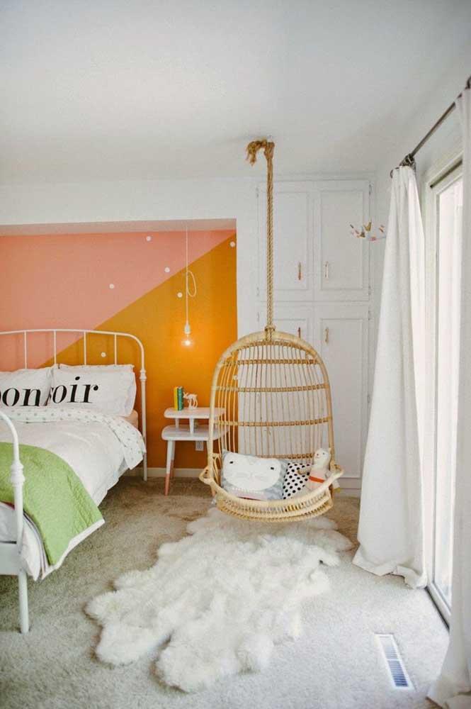 Existem várias opções de decoração para quarto infantil feminino.