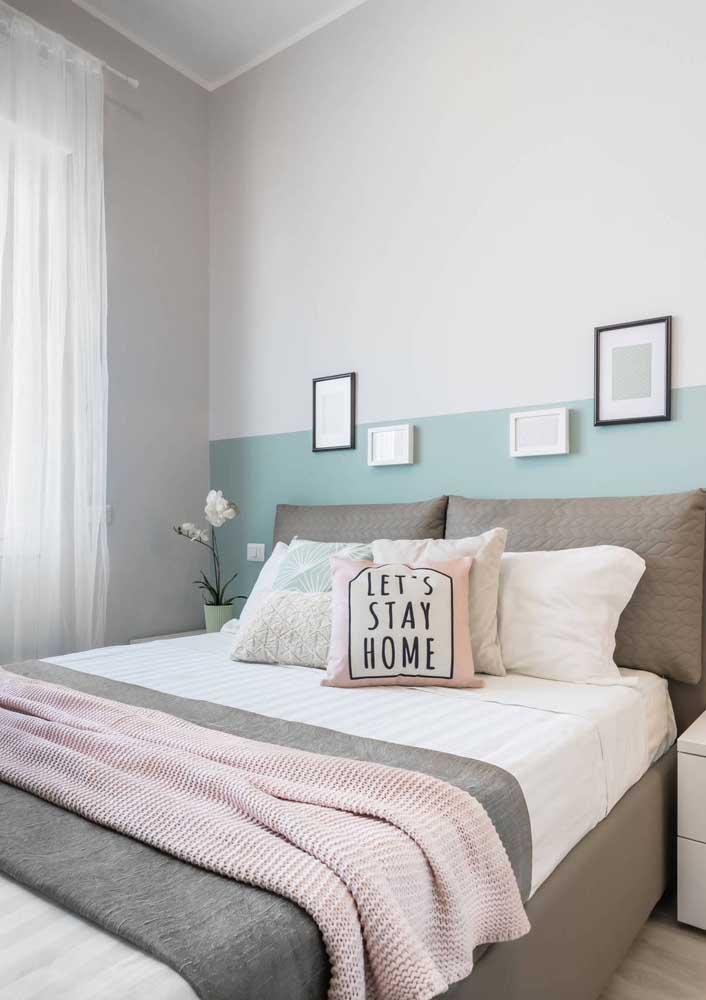 Decore o quarto pequeno do seu jeitinho.