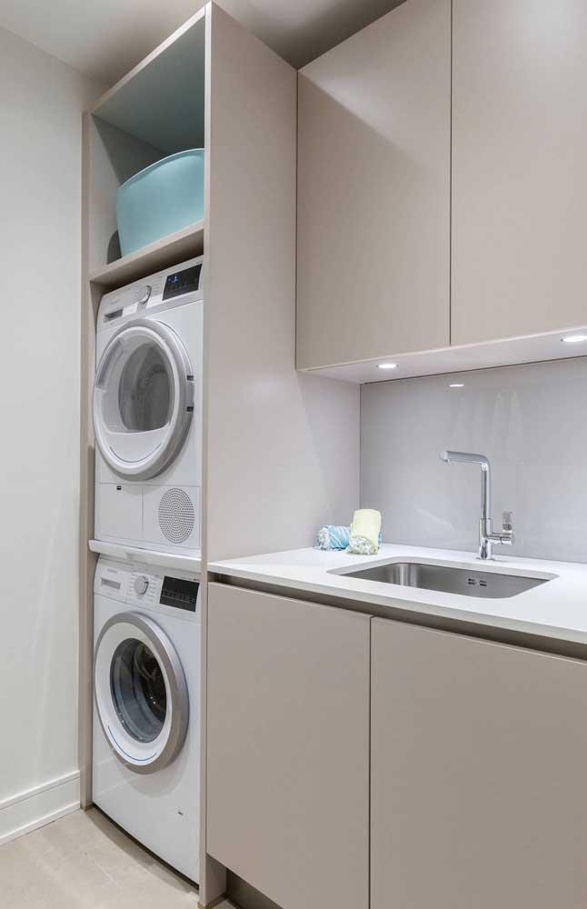 A área de serviço é um dos pontos mais importantes da casa e que requer cuidado na hora de montar o espaço.