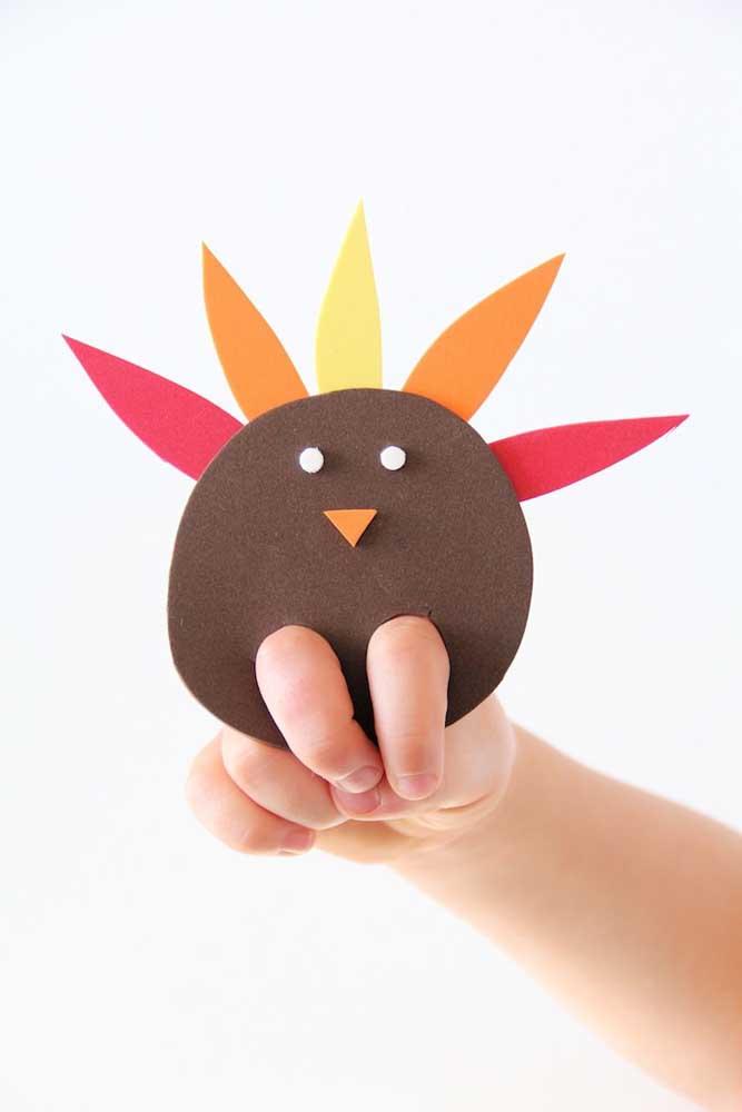 Com o EVA você pode fazer várias peças e brinquedos para as crianças.