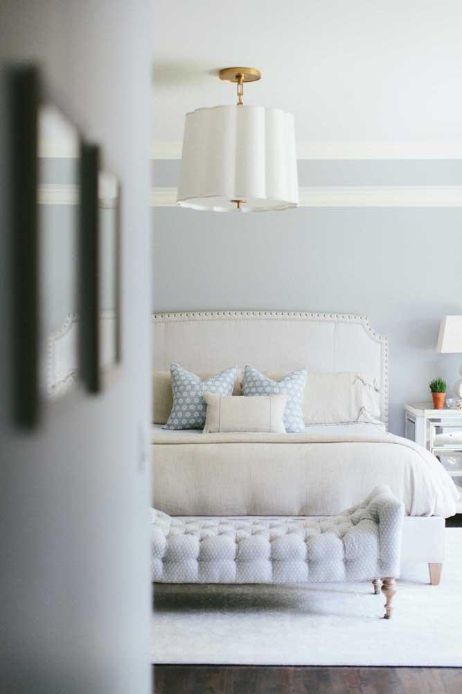 Aposte nas cores claras e suaves na hora de decorar no estilo provençal.