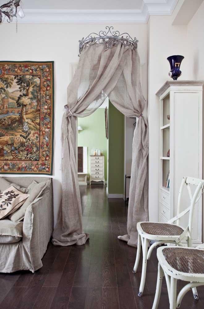 Uma decoração provençal simples pode ser o que você precisa para sua casa.