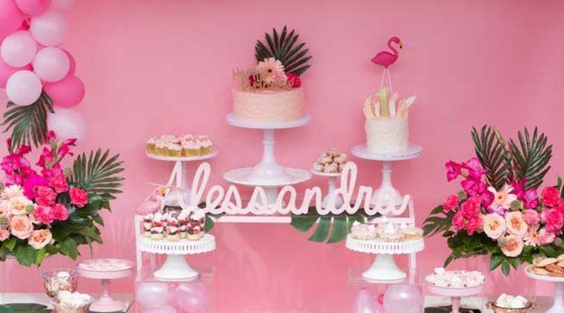 Festa Flamingo: veja 60 ideias e inspirações para fazer a sua