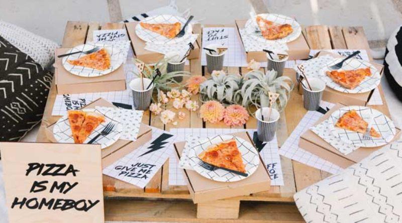 Noite da pizza: como fazer, o que servir, dicas e fotos de decoração