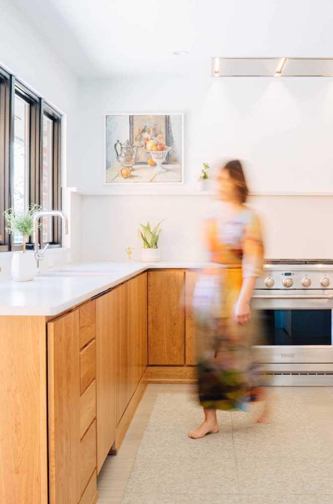 Os temas dos quadros para cozinha devem estar relacionados com o ambiente.