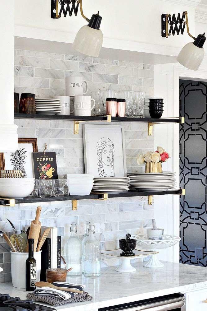 Qual o estilo que você gostaria de usar nos quadros para cozinha?