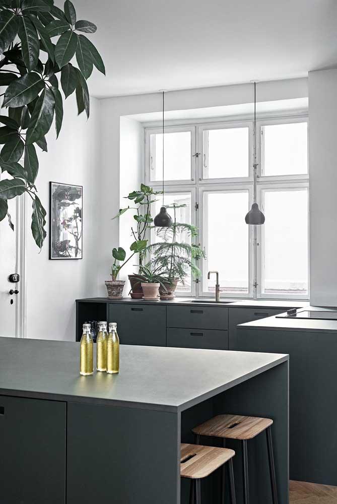 Deixe a sua cozinha mais charmosa e sofisticada com um belo quadro.