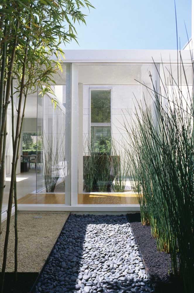 Quer aprender como montar um jardim japonês?