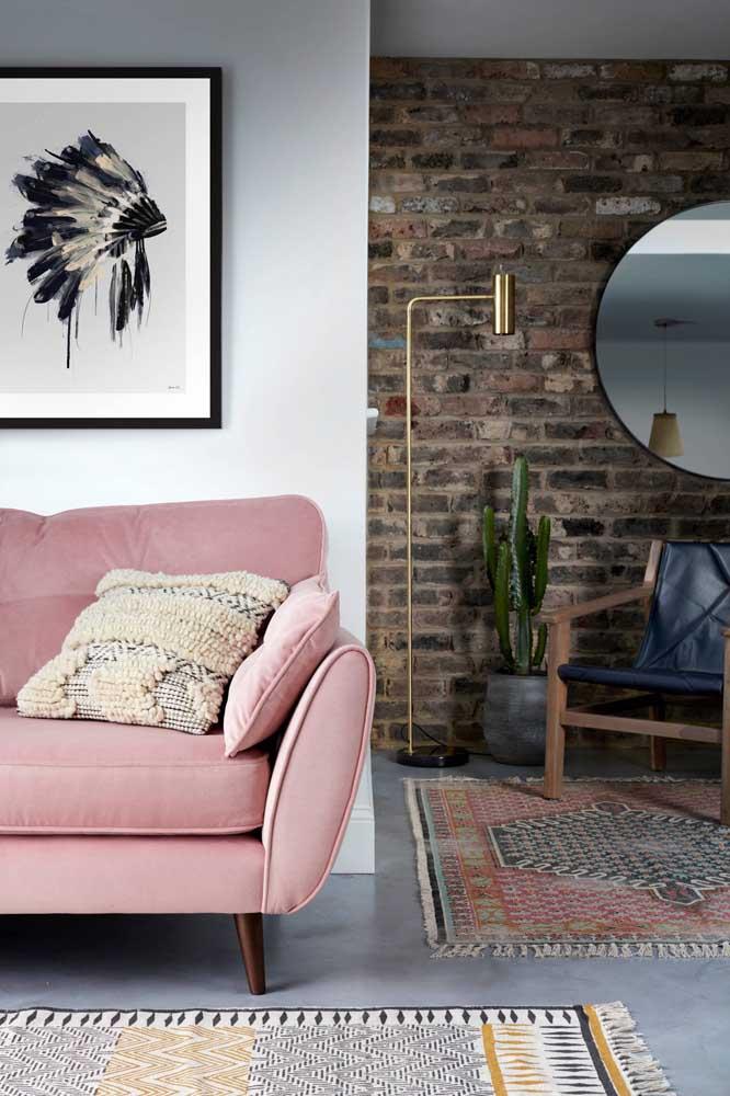 Saiba escolher a luminária de chão que mais combine com a sua decoração.