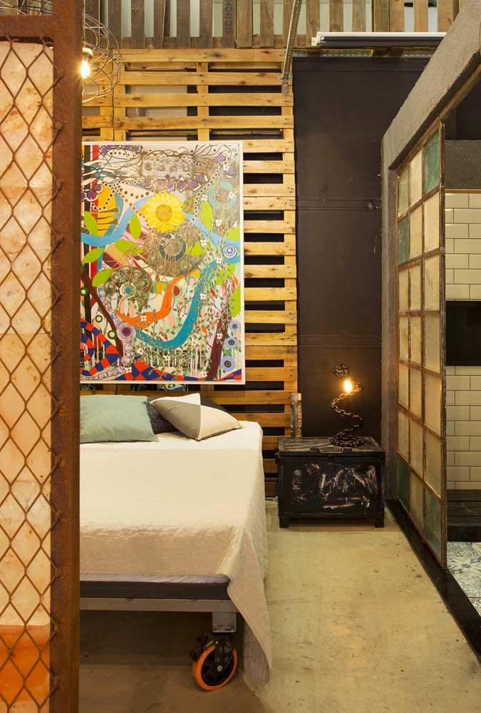 Saiba que é possível decorar um quarto de casal simples e barato.