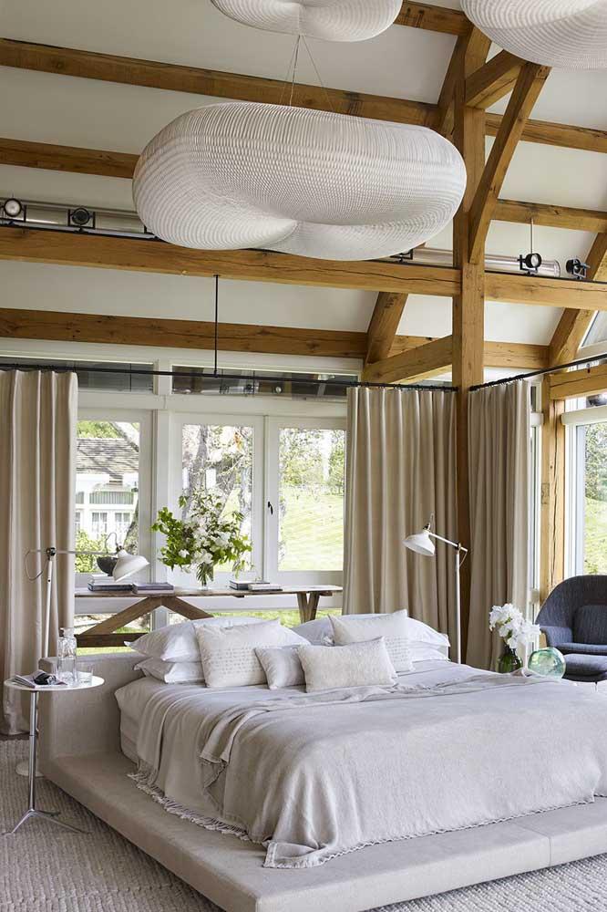Será que isso pode ser chamado de quarto simples?