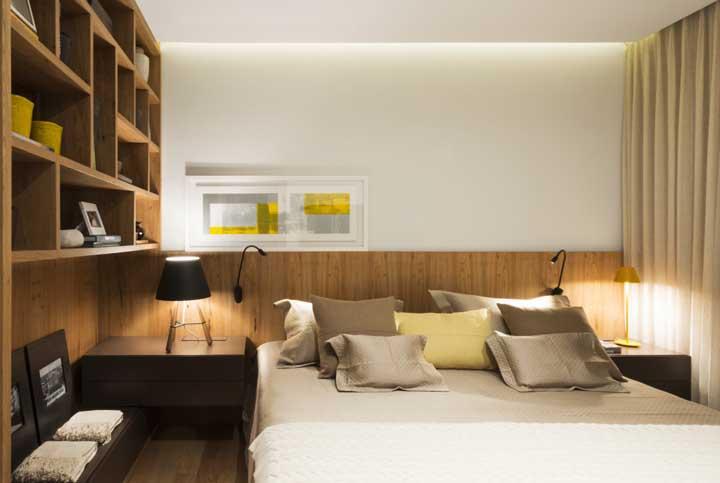 Independente do estilo que você vai escolher para a decoração do quarto de casal, ele precisa ser a cara do casal.