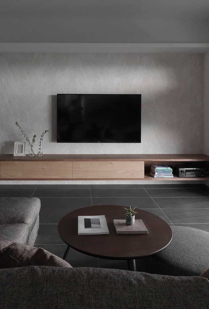 Você já sabe como vai decorar a sala de estar?