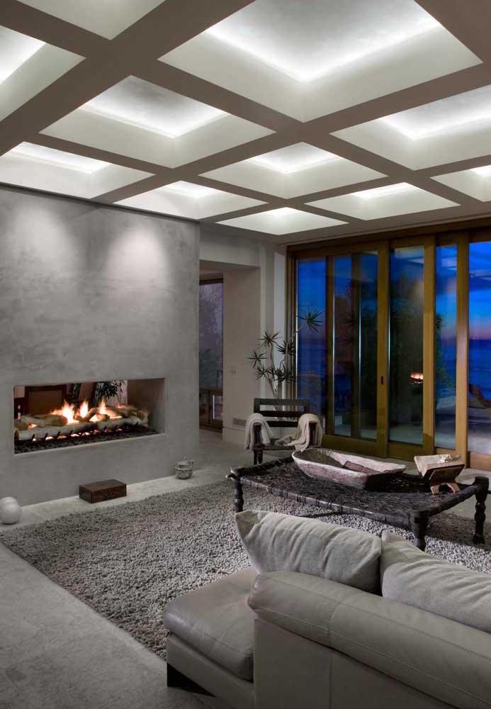 Como a iluminação certa pode ajudar a deixar o ambiente mais aconchegante.