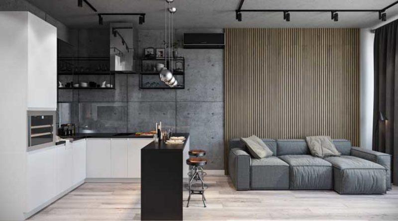 Sala cinza: veja soluções e ideias incríveis para acertar na decoração