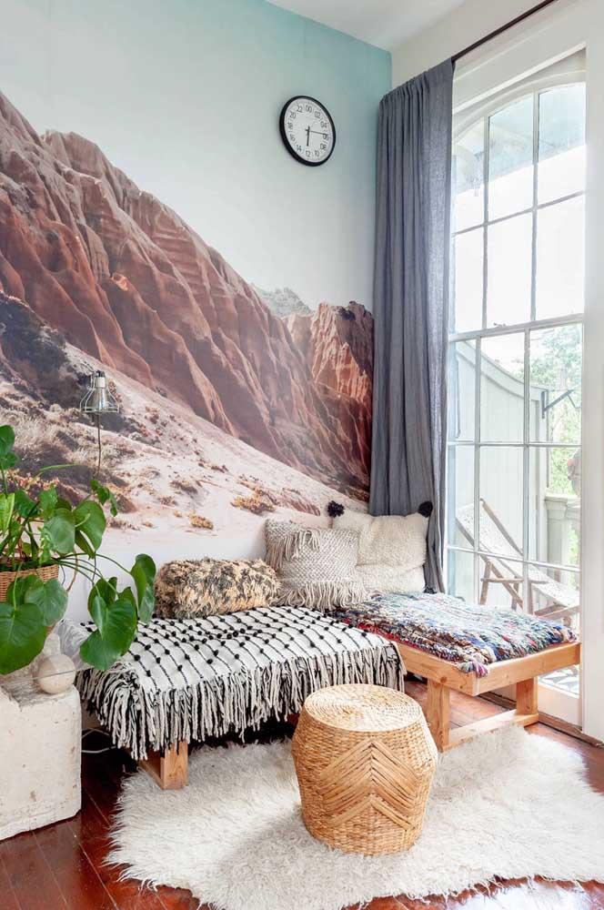 Você já pensou em fazer um tapete felpudo com materiais reciclados?
