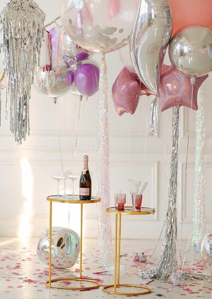 Já sabe como vai fazer a decoração festa surpresa para alguém que você ama?