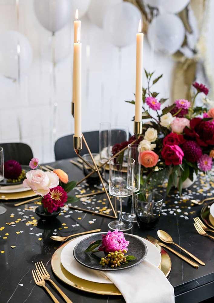Que tal preparar um jantar no restaurante como festa surpresa para namorado?