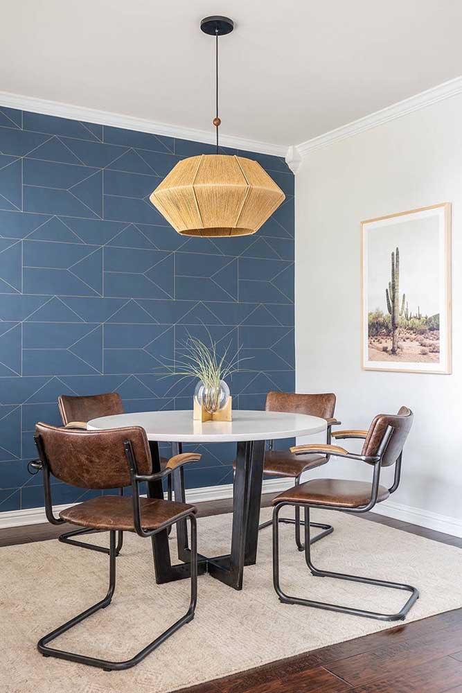 Independente da decoração escolha o papel de parede que mais combina com você.