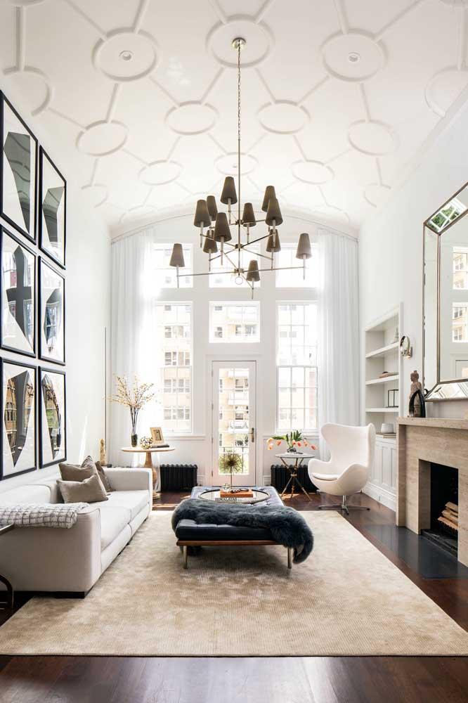 Já sabe qual poltrona você vai escolher para decorar a sala da sua casa?
