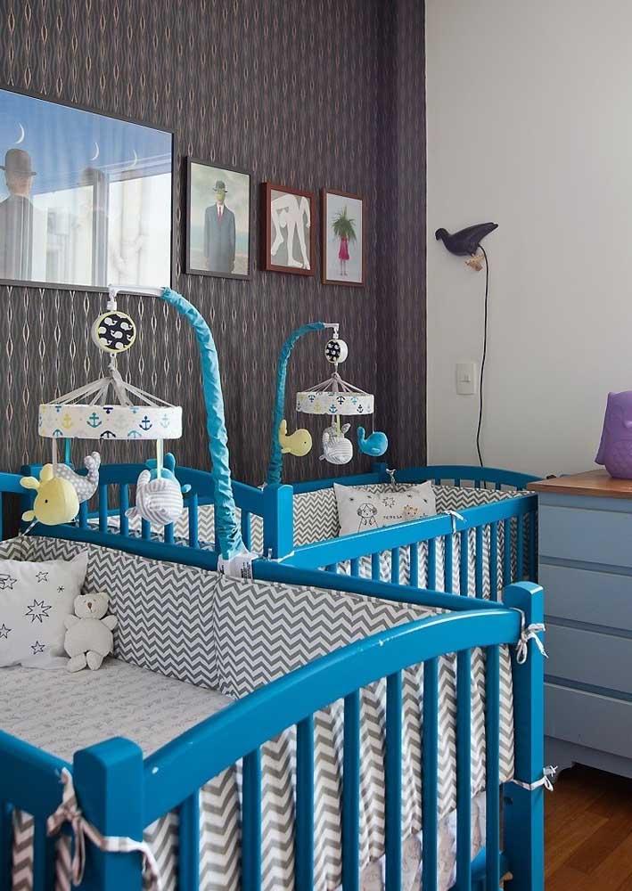 Já sabe como vai decorar o quarto de bebê masculino?