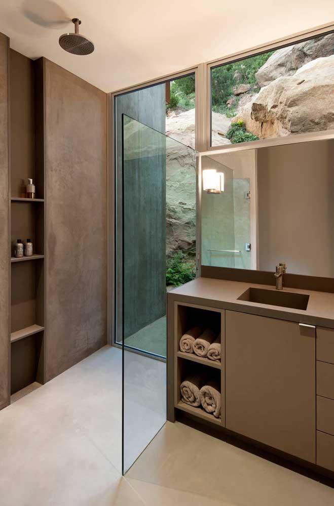O granito é uma ótima peça para decorar a sua casa.