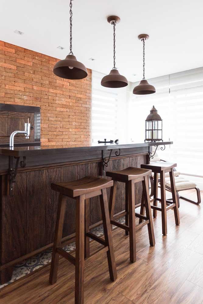 Quer fazer uma decoração diferenciada no seu bar?