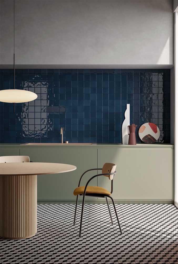 Essa pode ser uma ótima opção para quem deseja ter um ambiente elegante e sofisticado.