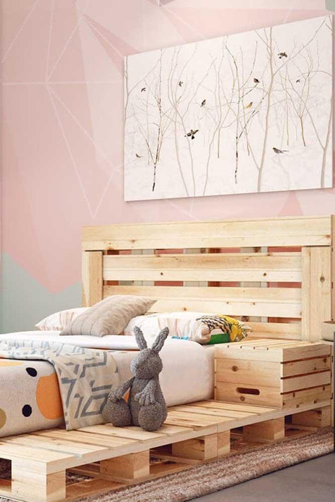 Quanto mais funcional a sua cama e a sua cabeceira, melhor!