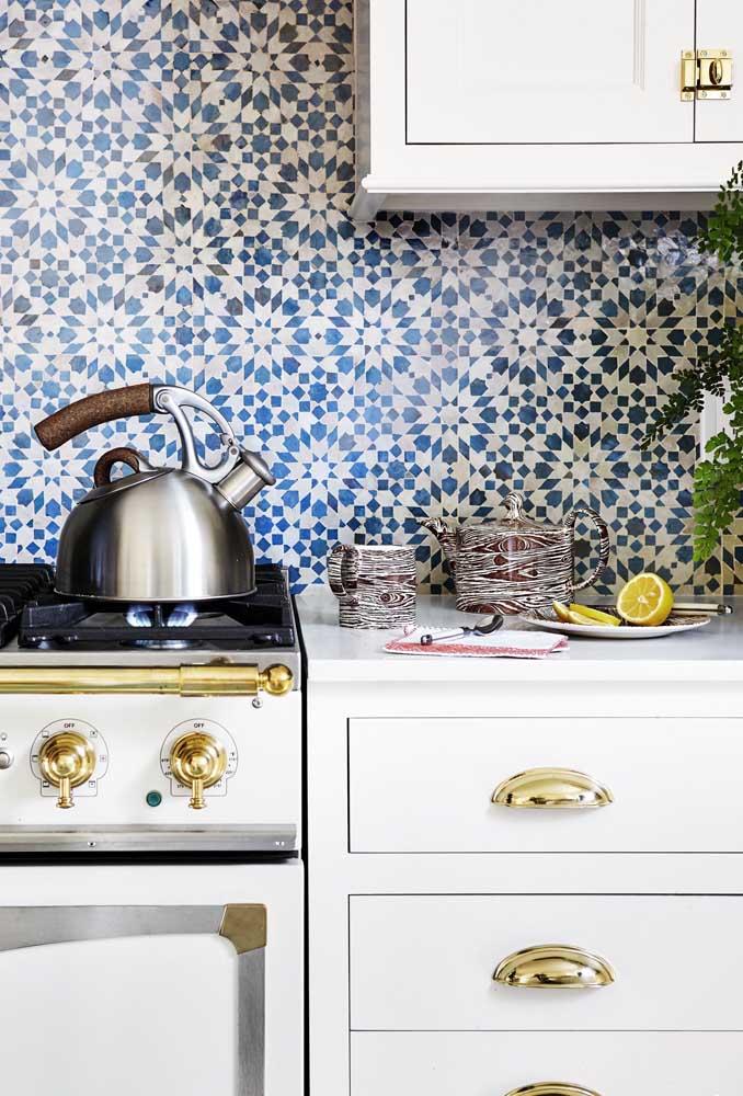 Detalhes que quando unidos transformam o visual da cozinha
