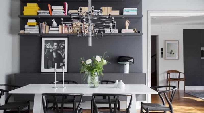 Lustre para sala de jantar: dicas para escolher o seu e 60 fotos inspiradoras