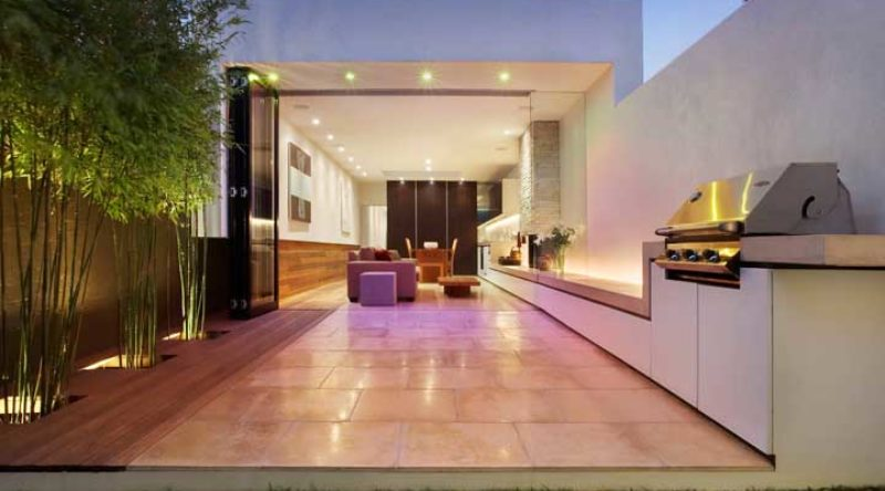 Área gourmet pequena: 65 ideias incríveis, fotos e projetos para decorar