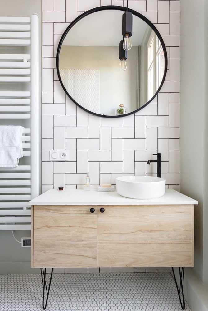 Qual o estilo que você quer usar no seu banheiro?
