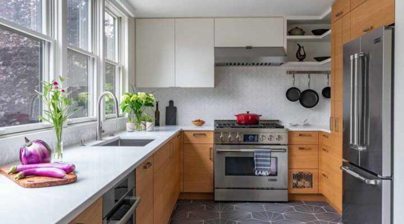 Cozinha em U: modelos, vantagens e fotos inspiradoras