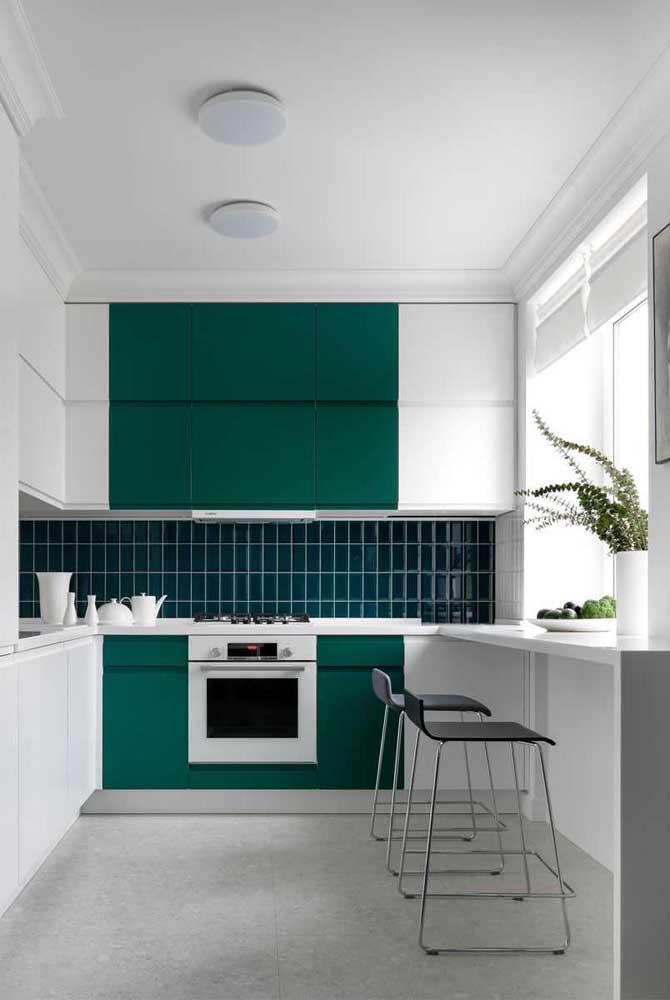 Ampla, moderna e minimalista!