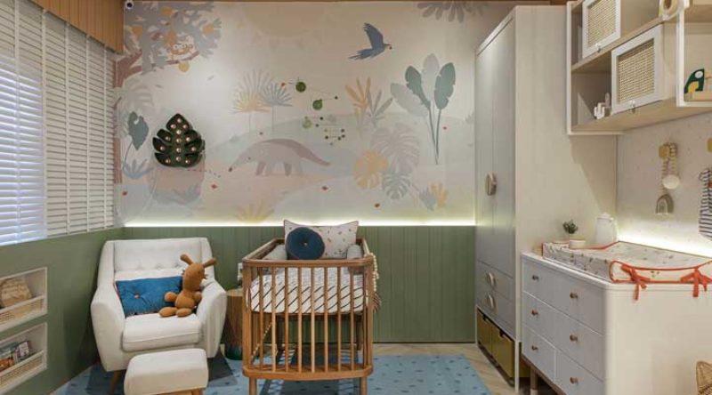 Nichos para quarto de bebê: 59 ideias inspiradoras na hora de criar o seu ambiente