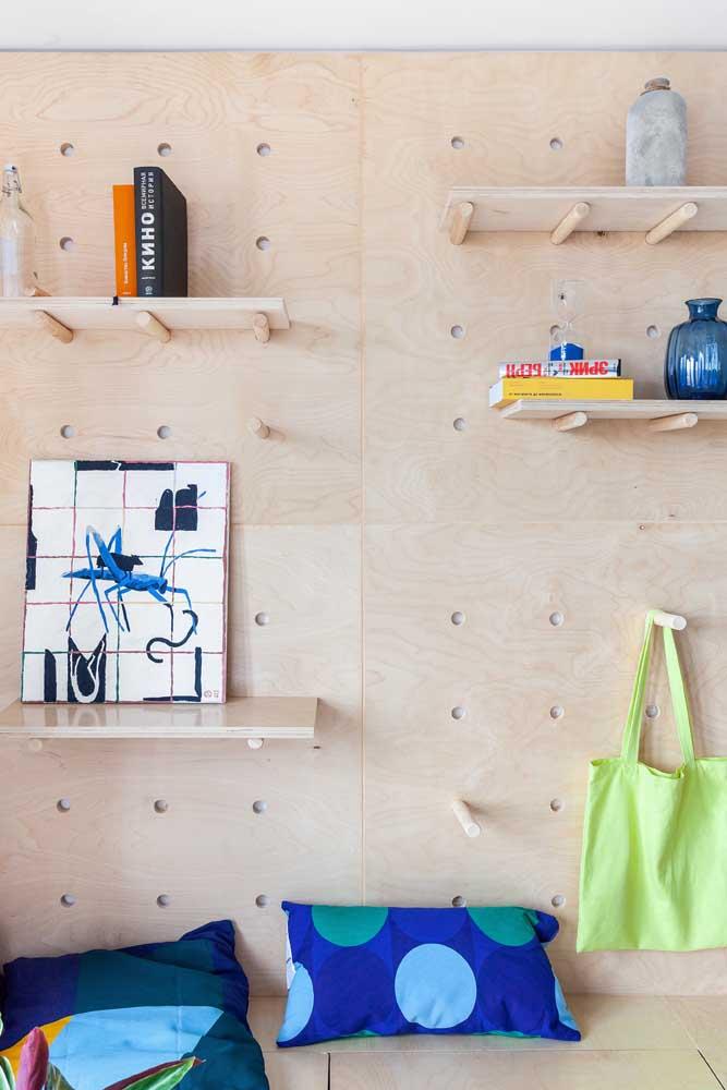 Cores e formas disruptivas podem estar em todos os lugares da decoração