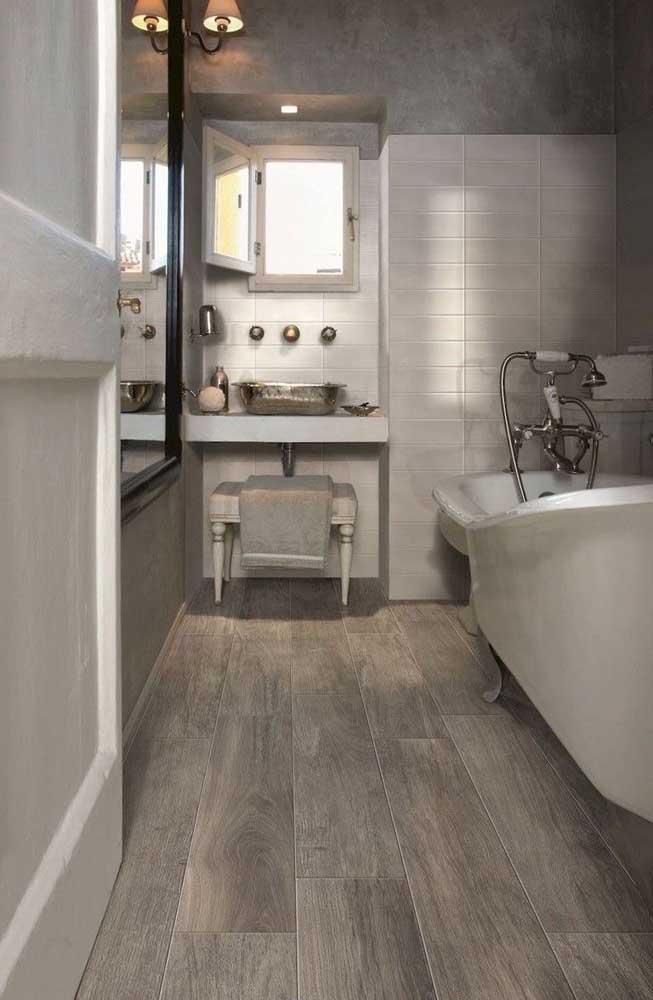 Porcelanato que imita madeira: melhor opção para quem não deseja fazer manutenções constantes no piso