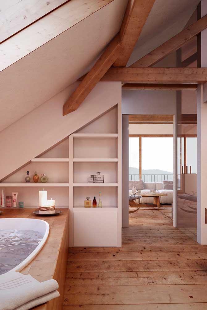 Quer conforto? Então o piso de madeira é a melhor opção