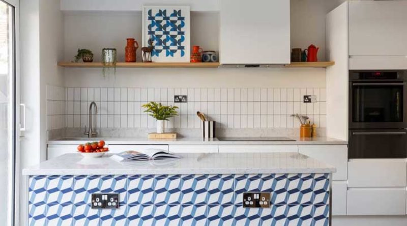 Azulejo para cozinha: 60 modelos, fotos e dicas de projetos