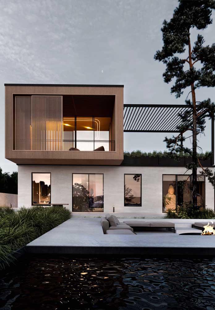 Áreas de convivência social são valorizadas na arquitetura moderna