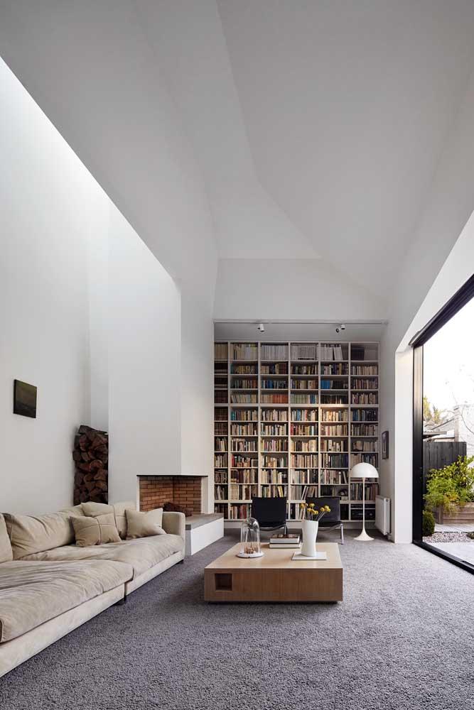 Funcionalidade e conforto são pontos fundamentais de um projeto de casa moderna