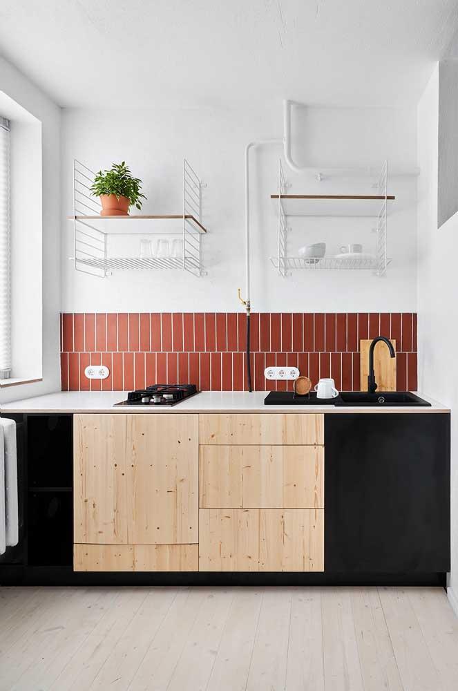 Móveis que se encaixam na sua cozinha e nas suas necessidades