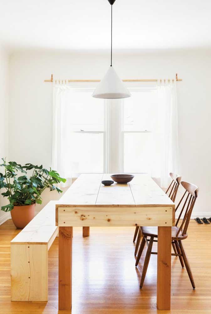 Que tal se aventurar no DIY para criar a sua própria decoração rústica?