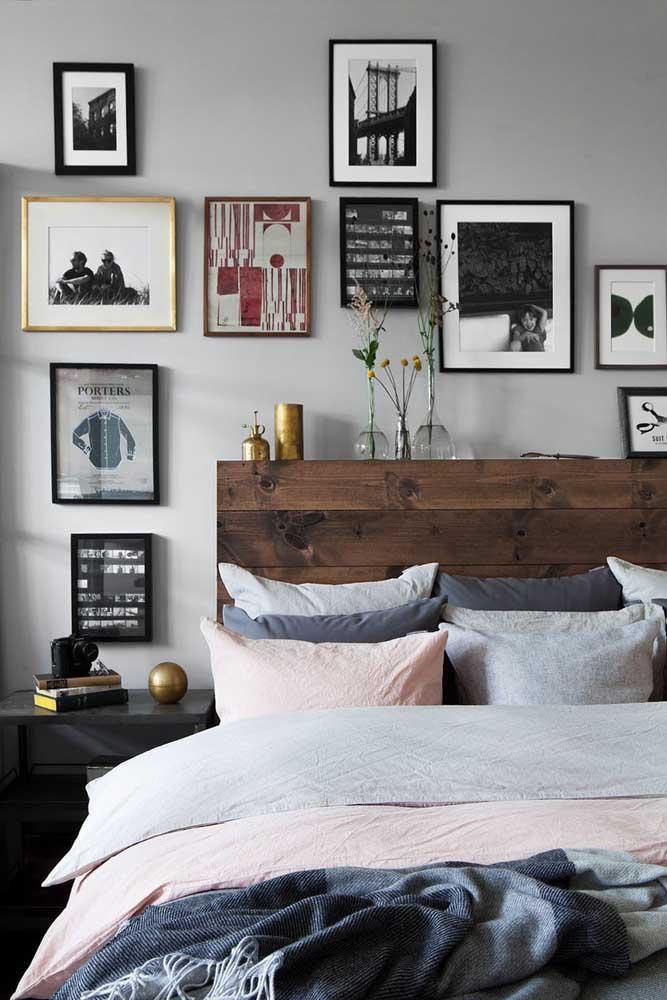 Tudo aquilo que te faz bem pode ser emoldurado e colocado na parede