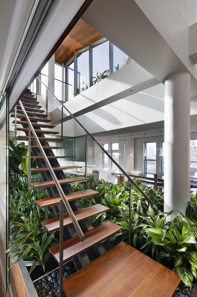 Aproveite os espaços que você dentro de casa para criar um jardim de inverno