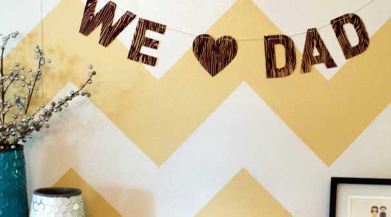 Decoração Dia dos Pais: veja ideias incríveis para decorar e dicas de organização