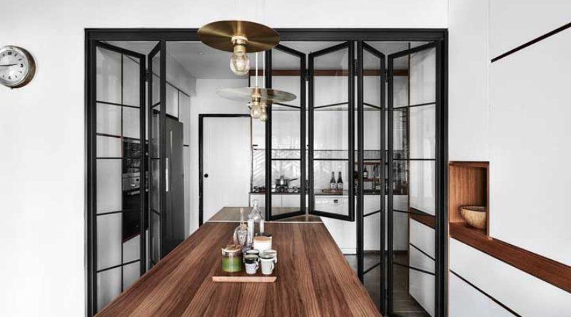 Cozinha americana com sala de jantar: 60 modelos, dicas e fotos inspiradoras