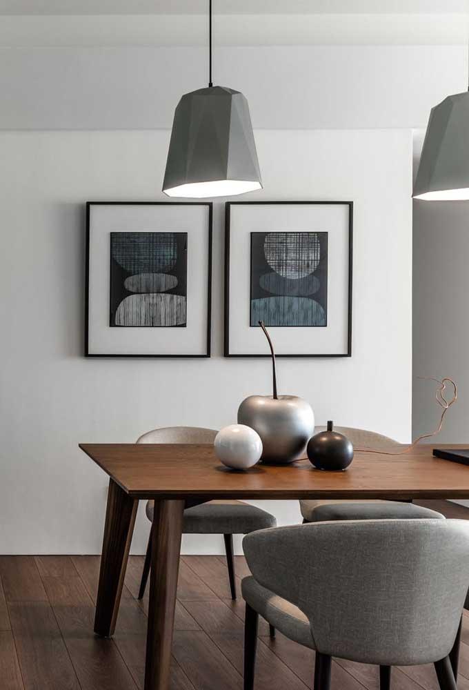 Modernos e minimalistas