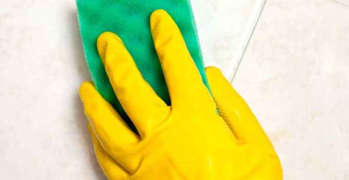 Como limpar rejunte